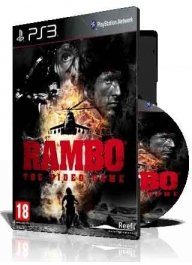 بازی (Rambo The Video Game cfw 4.53 (1DVD