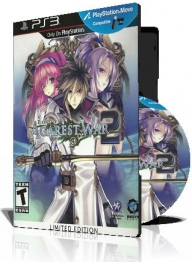 (Record of Agarest War 2 PS3 (4DVD