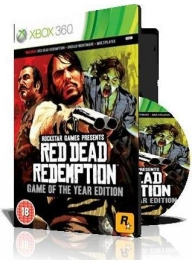 (Red Dead Redemption Game Year Edition (2DVD9