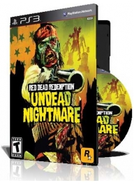 (Red Dead Redemption Undead Nightmare PS3 (3DVD