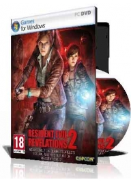 (Resident Evil Revelations 2 Episode 1-2-3 (3DVD