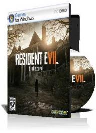 نسخه کاملا کرک شده و سالم بازی  (Resident Evil 7 biohazard (6DVD
