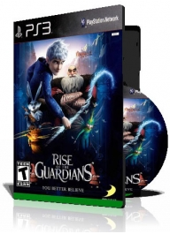 (Rise Of The Guardians PS3 (1DVD