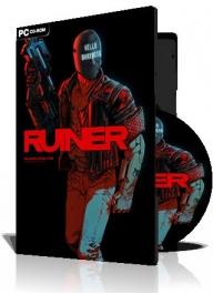 خرید پستی بازی (Ruiner (3DVD