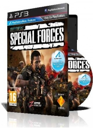 بازی (SOCOM Special Force PS3 (6DVD