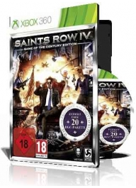 (Saints Row IV Game Century Edition (2DVD9