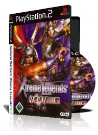 Samurai Warriors Xtreme Legend