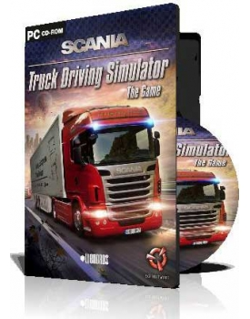 بازی اسکانیا (Scania Truck Driving Simulator (1DVD