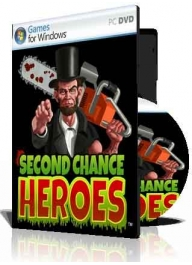 فروش بازی (Second Chance Heroes (1DVD