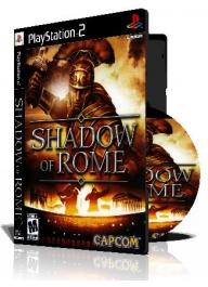 Shadow of Rome با کاور کامل و قاب وچاپ روی دیسک