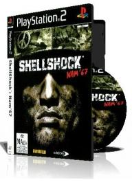 ShellShock Nam 67با کاور کامل و قاب وچاپ روی دیسک