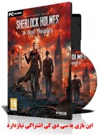 خرید بازی (Sherlock Holmes The Devils Daughter (3DVD