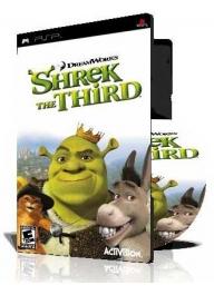 بازی زیبای شرک Shrek 3