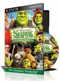 خرید بازی (Shrek Forever After PS3 (2DVD