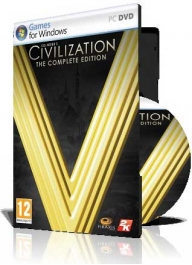 (Sid Meiers Civilization V Complete Edition (2DVD