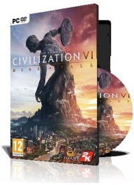 بازی پر فروش (Sid Meiers Civilization VI Rise and Fall (2DVD