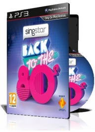 (SingStar Back to the 80s PS3 (3DVD