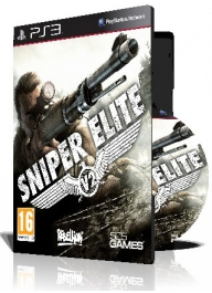 (Sniper Elite V2 PS3 (1DVD