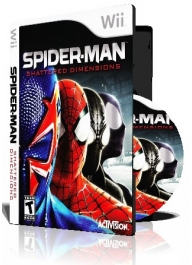 (Spider Man Shattered Dimensions PS3 (3DVD