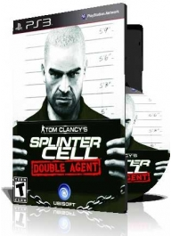 (Splinter Cell Double Agent PS3 (2DVD
