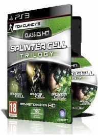 بازی اکشن (Splinter Cell Trilogy HD PS3 (3DVD