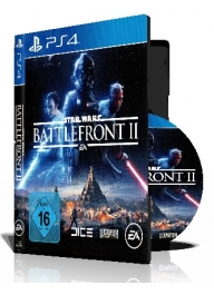 Star Wars Battlefront II(CUSA05770) Rg 1  12DVD
