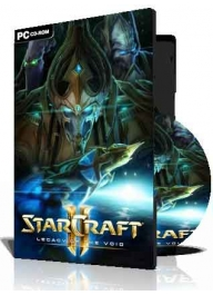 بازی (StarCraft II Legacy of the Void (5DVD