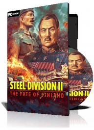 خرید بازی (Steel Division 2 The Fate of Finland (5DVD