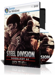 نسخه کرک شده و تست شده (Steel Division Normandy 44 Back to Hell (8DVD