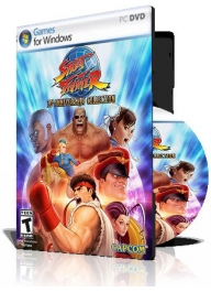 بازی مبارزه ای (Street Fighter 30th Anniversary Collection (2DVD