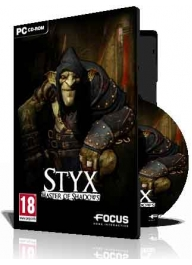 خرید بازی (Styx Master of Shadows (2DVD