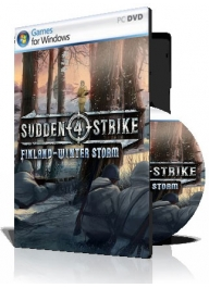 (Sudden Strike 4 Finland Winter Storm (2DVD