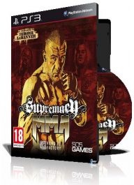(Supremacy MMA 2 PS3 (2DVD