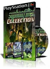 Syphon Filter Collection سه عدد بازی با قاب وچاپ روی دیسک