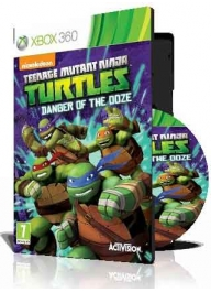 خرید بازی TMNT Danger of the Ooze