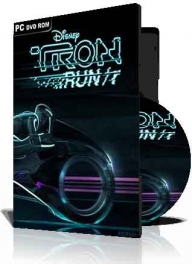 (TRON RUNr DISC Extender Bundle (1DVD