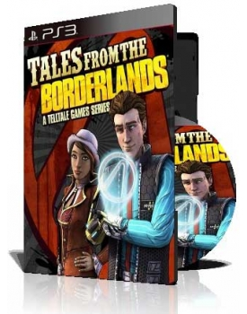 (Tales from the Borderlands  Full Episode 1-5 PS3 (2DVD
