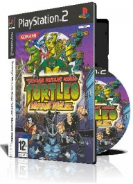 Teenage Mutant Ninja Turtles TMNT Mutant Melee