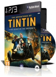 (The Adventures of Tintin The Secret of the Unicorn PS3 (2DVD