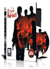 (The God Father 2 PS3 (3DVD