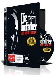 (Godfather The Dons Edition PS3 (3DVD