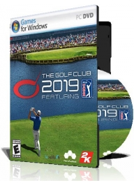 خرید بازی (The Golf Club 2019 featuring PGA TOUR (2DVD