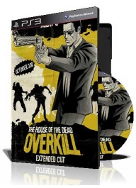 (The House Of The Dead OverKill Extended Cut PS3 (4DVD