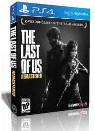 بازی اورجینال The Last Of Us Remastered