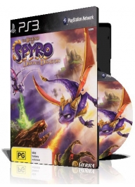 (Legend Of Spyro Down Of the Dragon PS3 (3DVD