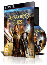 (Lord of the Rings Aragorns Quest PS3 (3DVD