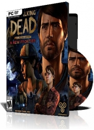 بازی (The Walking Dead A New Frontier Episode 1-2-3 (3DVD