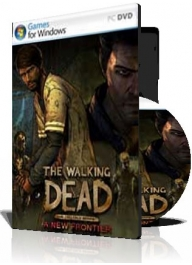 (The Walking Dead A New Frontier Episode 1-2-3-4 (3DVD