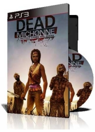 (The Walking Dead Michonne Episode 1-2 PS3 (1DVD