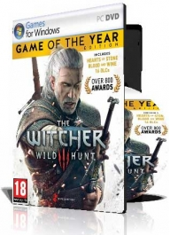(The Witcher 3 Wild Hunt Game of the Year Edition (7DVD